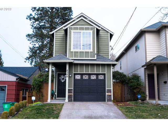 4346 NE 69TH Ave, Portland, OR 97218 (MLS #19601443) :: Portland Lifestyle Team