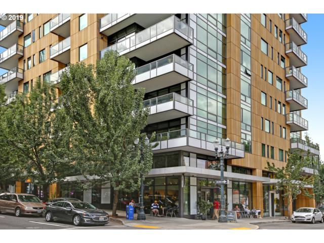 311 NW 12TH Ave #404, Portland, OR 97209 (MLS #19601939) :: The Sadle Home Selling Team