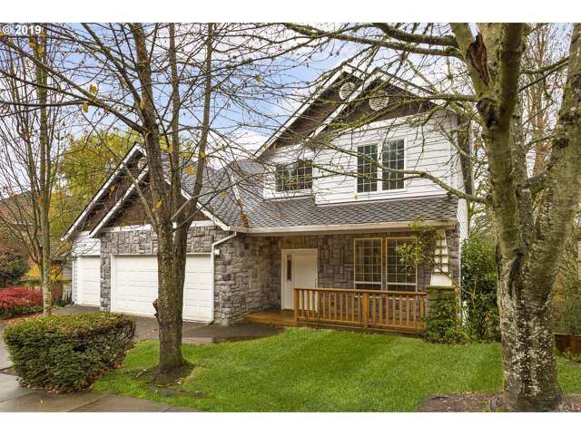 9663 NW Randall Ln, Portland, OR 97229 (MLS #19601996) :: Fox Real Estate Group