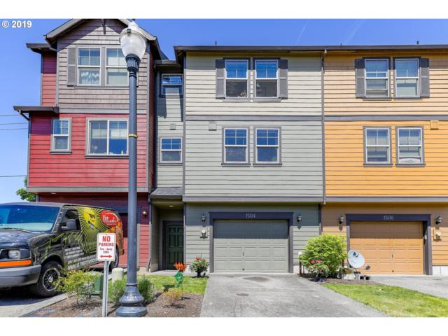 1504 NE 87TH Way, Vancouver, WA 98665 (MLS #19602133) :: TK Real Estate Group