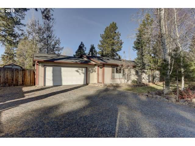 255 N Locust St, Sisters, OR 97759 (MLS #19602183) :: Townsend Jarvis Group Real Estate