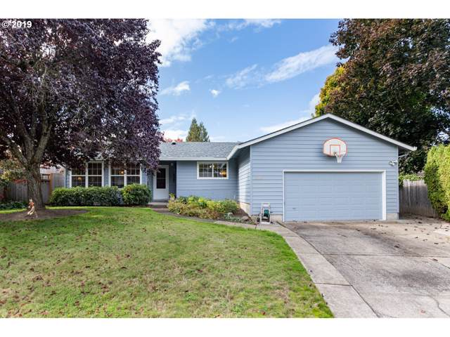 6505 SW Broad Oak Dr, Aloha, OR 97007 (MLS #19603196) :: Next Home Realty Connection