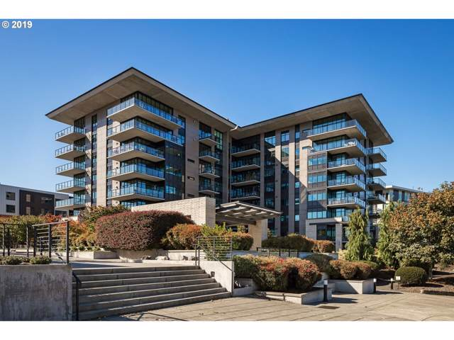 1830 NW Riverscape St #503, Portland, OR 97209 (MLS #19603390) :: The Liu Group