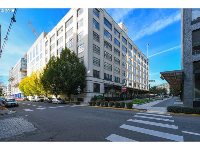 1400 NW Irving St #114, Portland, OR 97209 (MLS #19603705) :: Next Home Realty Connection