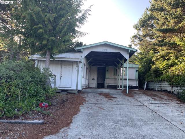 1600 Rhododendron Dr Spac #33, Florence, OR 97439 (MLS #19604094) :: Townsend Jarvis Group Real Estate