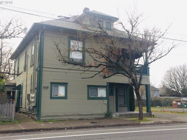 6107 SE 92ND Ave, Portland, OR 97266 (MLS #19604109) :: Song Real Estate