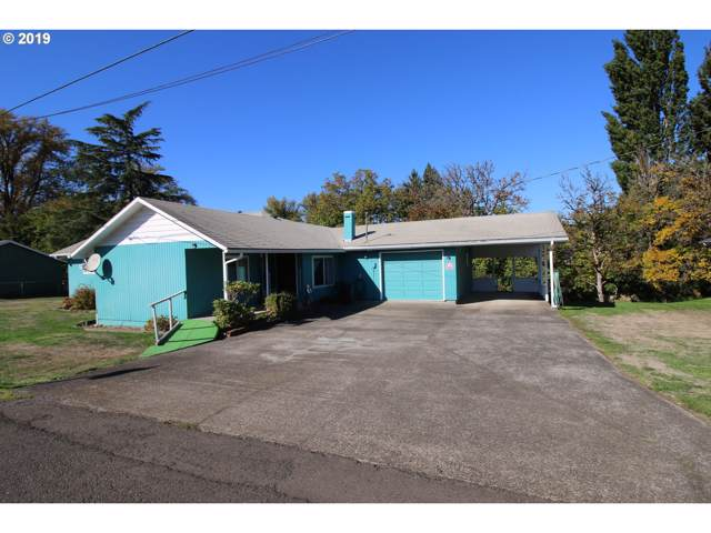 547 SW Monroe St, Sheridan, OR 97378 (MLS #19604230) :: Townsend Jarvis Group Real Estate