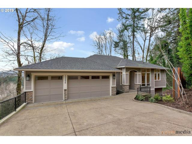17596 Green Bluff Dr, Lake Oswego, OR 97034 (MLS #19604473) :: The Sadle Home Selling Team