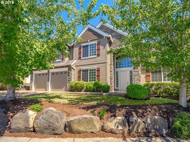 2078 NW 129TH Pl, Portland, OR 97229 (MLS #19605311) :: Homehelper Consultants