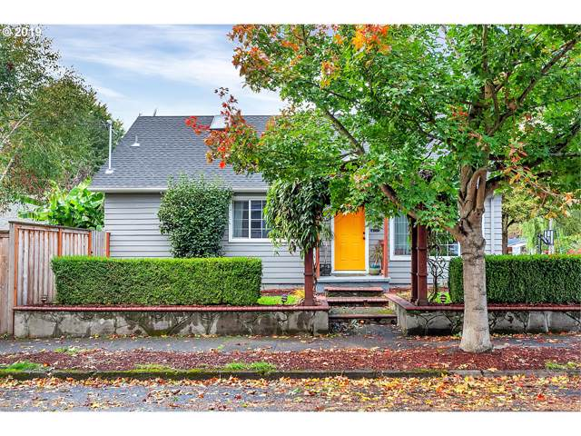 10339 N Midway Ave, Portland, OR 97203 (MLS #19605431) :: Song Real Estate