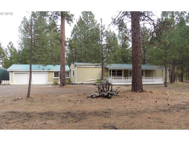 152863 Wagon Trail Rd NW, La Pine, OR 97739 (MLS #19605838) :: Matin Real Estate Group