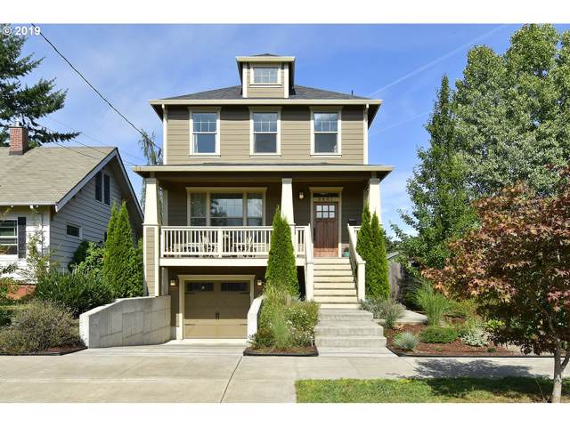 6801 N Amherst, Portland, OR 97203 (MLS #19607999) :: Change Realty