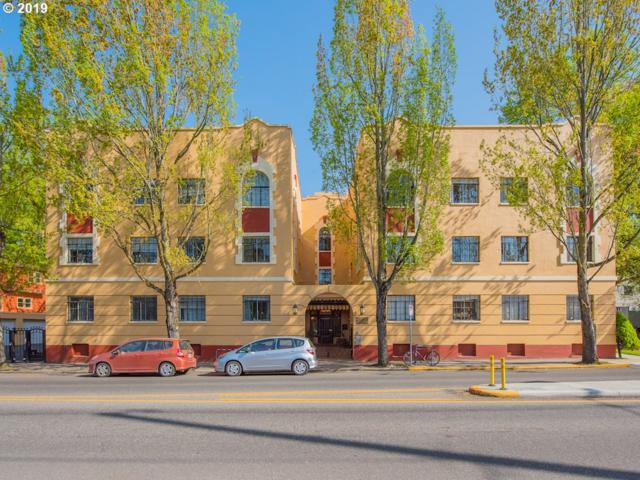 2829 SE Belmont St #108, Portland, OR 97214 (MLS #19608298) :: TLK Group Properties