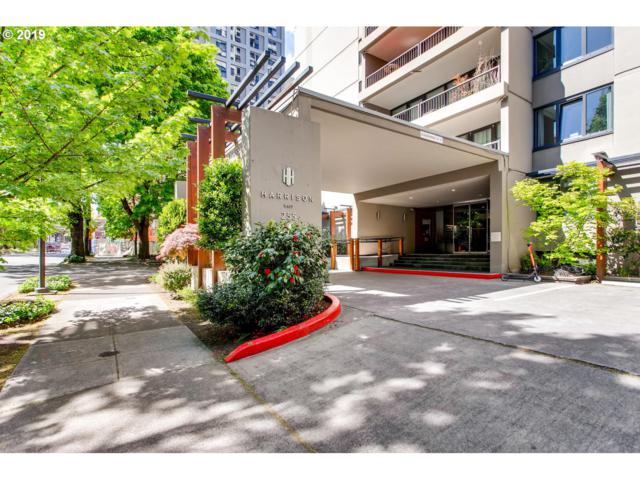 255 SW Harrison St 16E, Portland, OR 97201 (MLS #19608866) :: Matin Real Estate Group