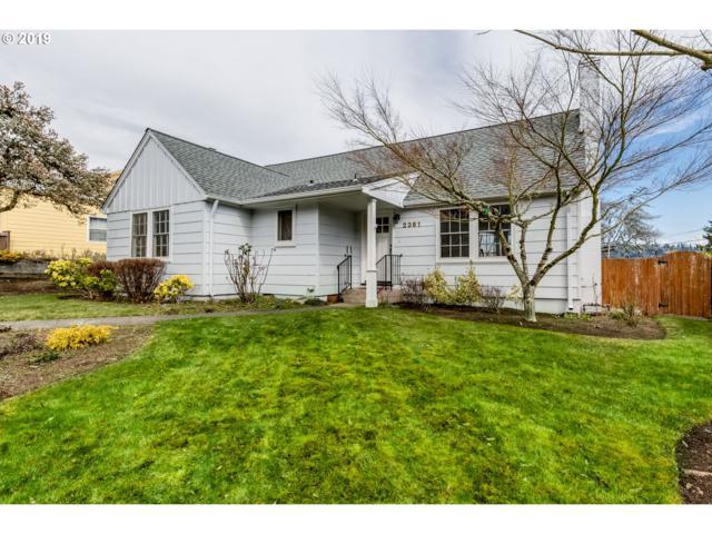 2361 Olive St, Eugene, OR 97405 (MLS #19609113) :: R&R Properties of Eugene LLC