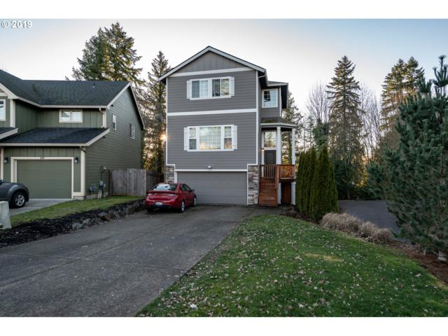 804 NE 115TH Cir, Vancouver, WA 98685 (MLS #19609199) :: The Sadle Home Selling Team