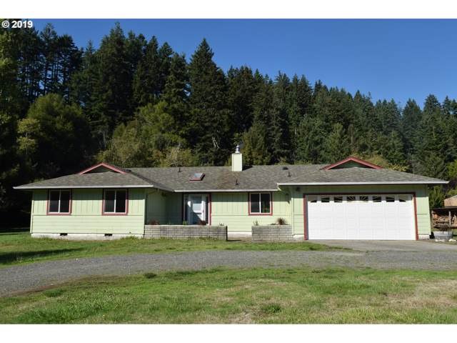 94345 Orchard Ln, Gold Beach, OR 97444 (MLS #19609286) :: Premiere Property Group LLC
