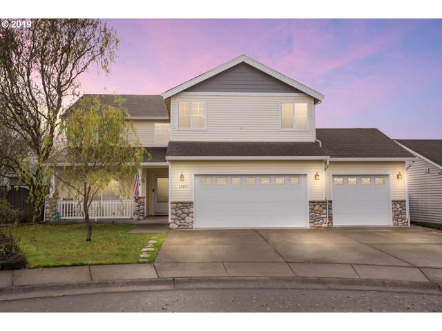1205 NW 12TH St, Battle Ground, WA 98604 (MLS #19609482) :: Matin Real Estate Group