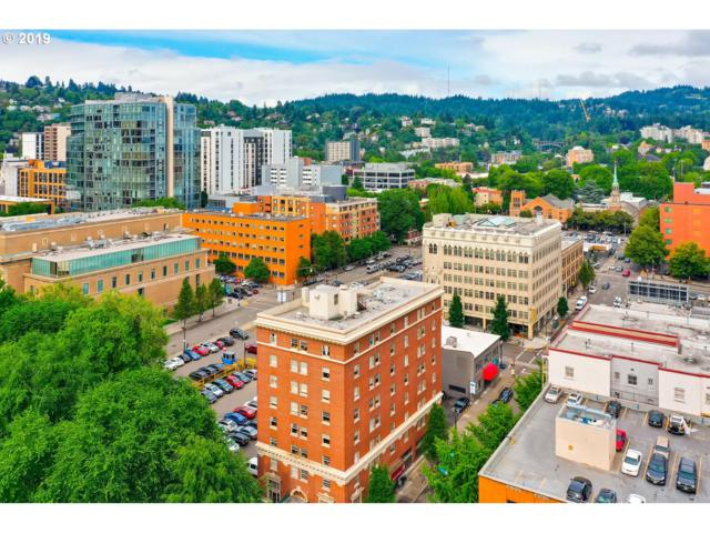 1005 SW Park Ave #701, Portland, OR 97205 (MLS #19610034) :: Townsend Jarvis Group Real Estate