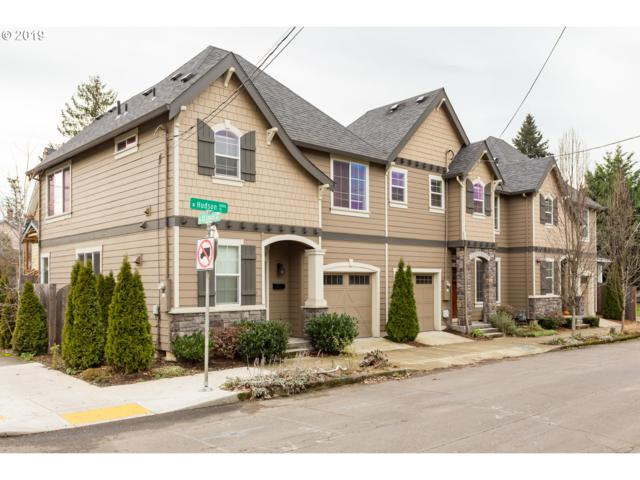 9112 N Hudson St, Portland, OR 97203 (MLS #19610355) :: Fox Real Estate Group