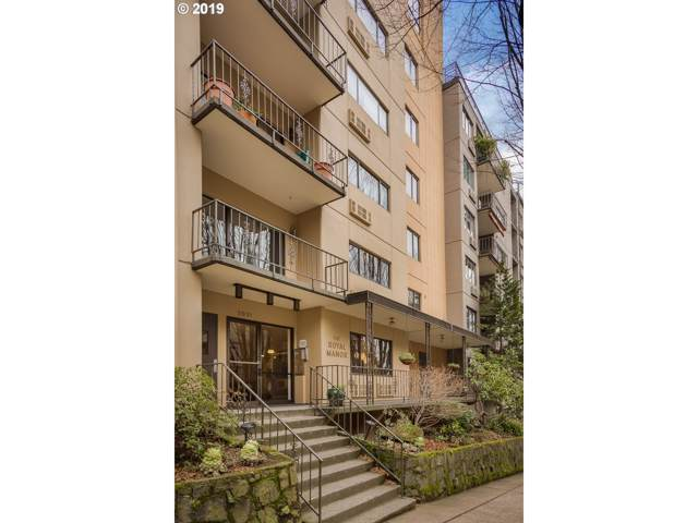 2021 SW Main St #14, Portland, OR 97205 (MLS #19610605) :: Townsend Jarvis Group Real Estate