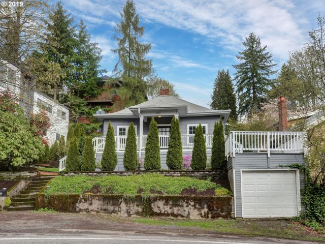 1617 SW Broadway Dr, Portland, OR 97201 (MLS #19611872) :: Fox Real Estate Group