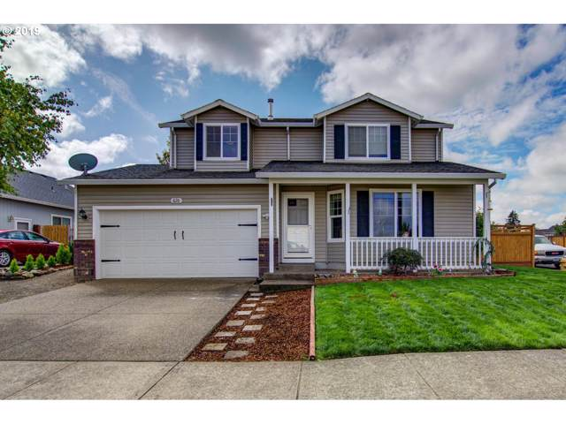 620 Burghardt Dr, Molalla, OR 97038 (MLS #19613146) :: McKillion Real Estate Group