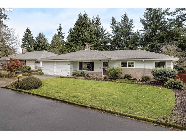 1424 SE 143RD Ave, Portland, OR 97233 (MLS #19614144) :: Premiere Property Group LLC