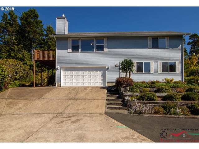 5410 Palisades Dr, Lincoln City, OR 97367 (MLS #19614210) :: Gregory Home Team | Keller Williams Realty Mid-Willamette
