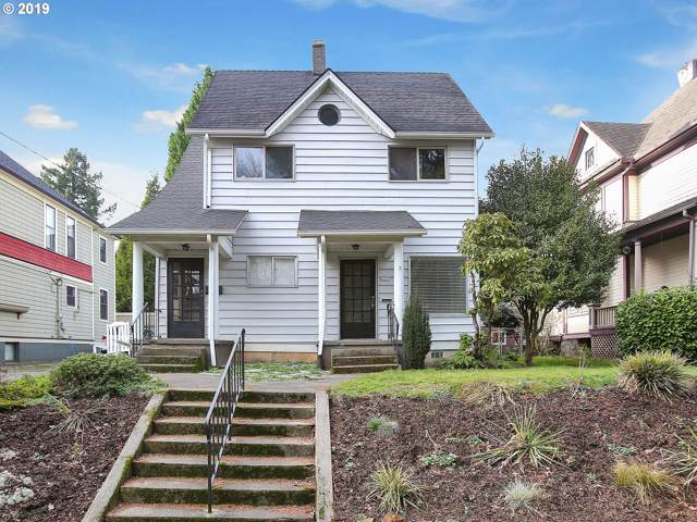 2237 NE 14TH Ave, Portland, OR 97212 (MLS #19614950) :: Next Home Realty Connection