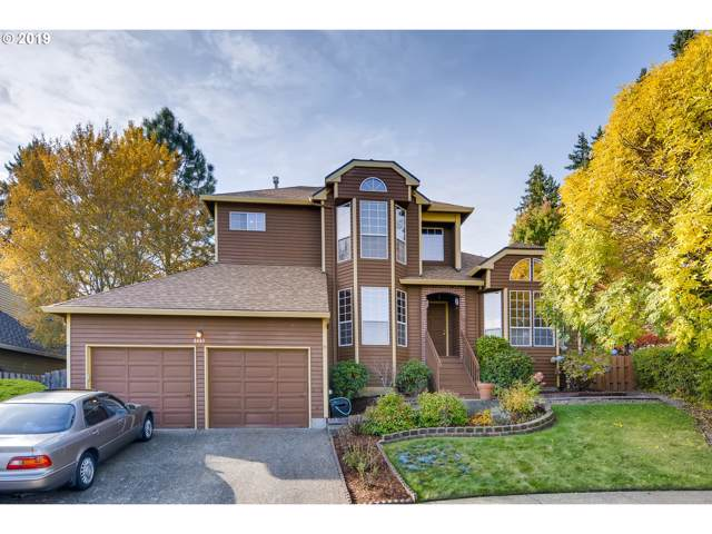 8435 SW Halter Ter, Beaverton, OR 97008 (MLS #19616156) :: Next Home Realty Connection