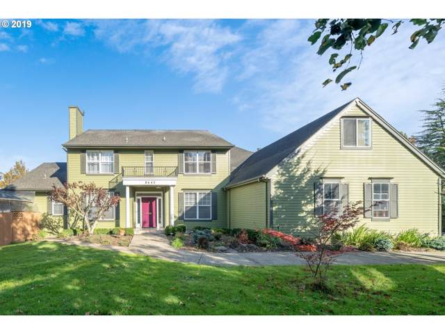8543 SW Jamieson Rd, Portland, OR 97225 (MLS #19616296) :: Next Home Realty Connection