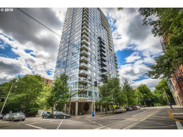 1500 SW 11TH Ave #605, Portland, OR 97201 (MLS #19616694) :: Townsend Jarvis Group Real Estate