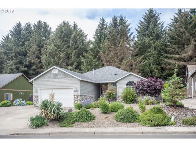 2448 NE Voyage Loop, Lincoln City, OR 97367 (MLS #19616769) :: Gregory Home Team | Keller Williams Realty Mid-Willamette