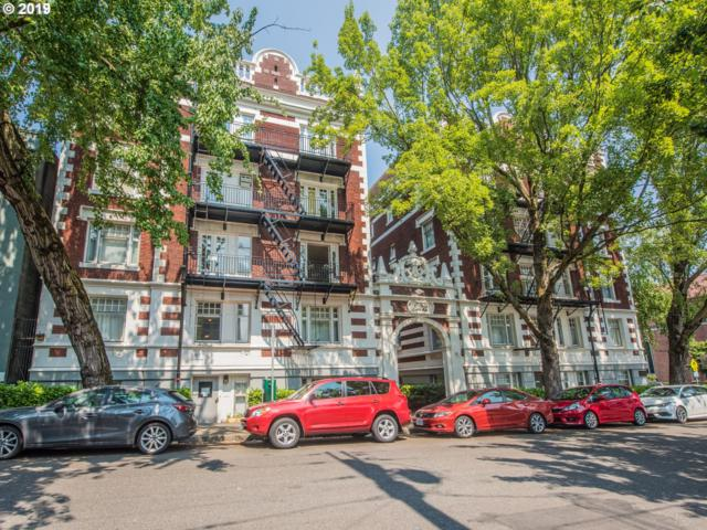 1811 NW Couch St #509, Portland, OR 97209 (MLS #19617098) :: The Sadle Home Selling Team