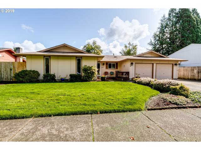 637 64TH St, Springfield, OR 97478 (MLS #19617389) :: Gustavo Group