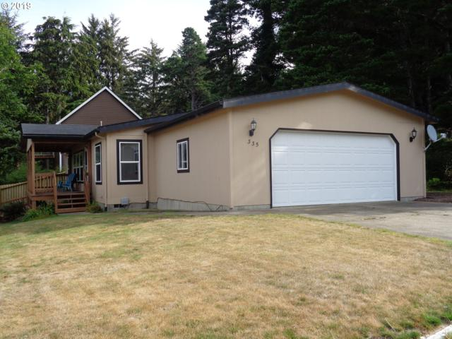 335 SE Winchell St, Depoe Bay, OR 97341 (MLS #19617797) :: McKillion Real Estate Group
