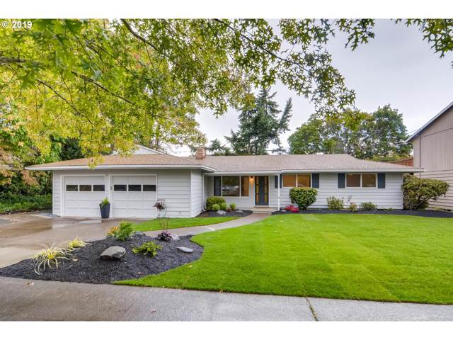 9895 SW Heather Ln, Beaverton, OR 97008 (MLS #19617837) :: Fox Real Estate Group