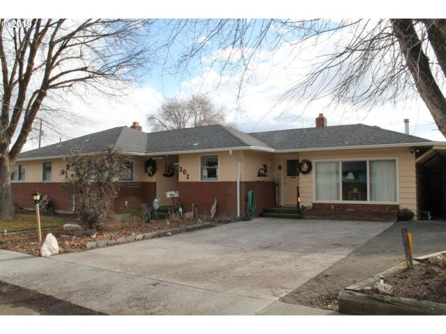 302 NW 5TH Ave, John Day, OR 97845 (MLS #19618260) :: Fox Real Estate Group