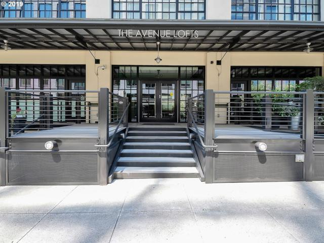 1400 NW Irving St #421, Portland, OR 97209 (MLS #19618861) :: The Liu Group