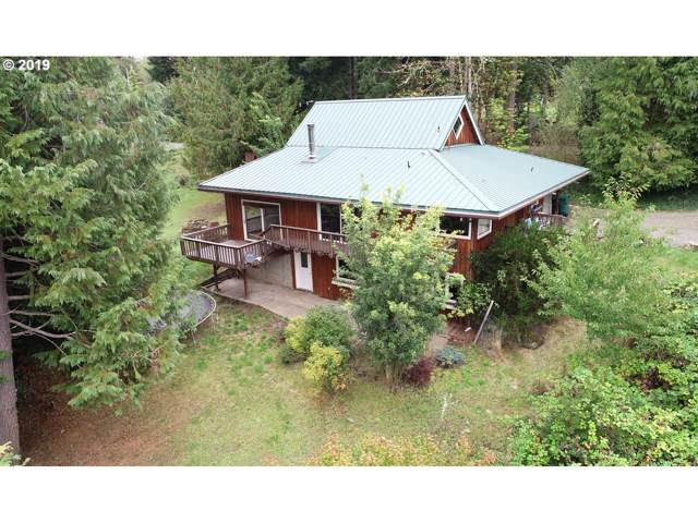 50 E B St, Vernonia, OR 97064 (MLS #19619642) :: Change Realty