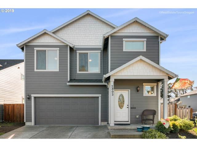 2802 26TH Ave, Forest Grove, OR 97116 (MLS #19619845) :: Next Home Realty Connection