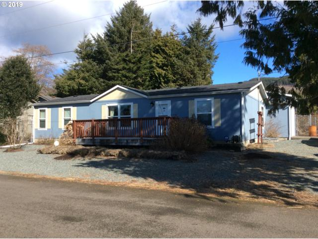 909 N 1ST Ave, Rockaway Beach, OR 97136 (MLS #19620483) :: Portland Lifestyle Team