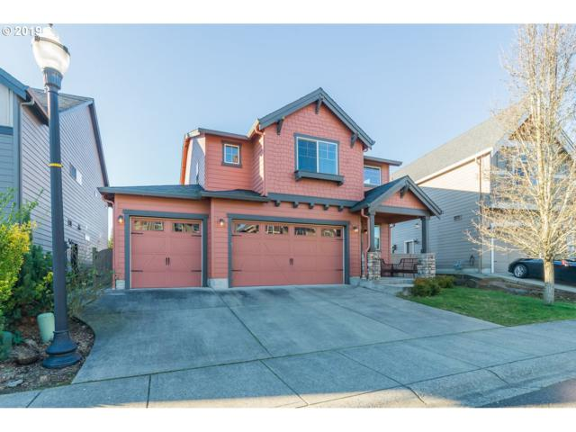 4241 NW Grass Valley Ct, Camas, WA 98607 (MLS #19621673) :: The Sadle Home Selling Team
