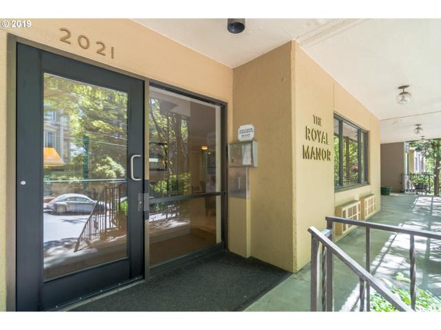 2021 SW Main St #54, Portland, OR 97205 (MLS #19623376) :: Change Realty