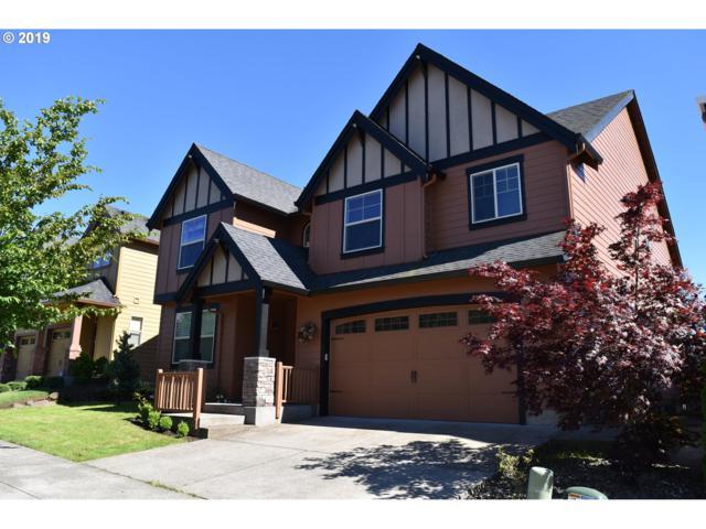 3336 NW Grass Valley Dr, Camas, WA 98607 (MLS #19624268) :: Matin Real Estate