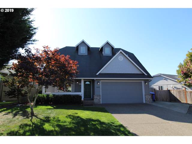 848 Meadow Dr, Molalla, OR 97038 (MLS #19624432) :: Townsend Jarvis Group Real Estate