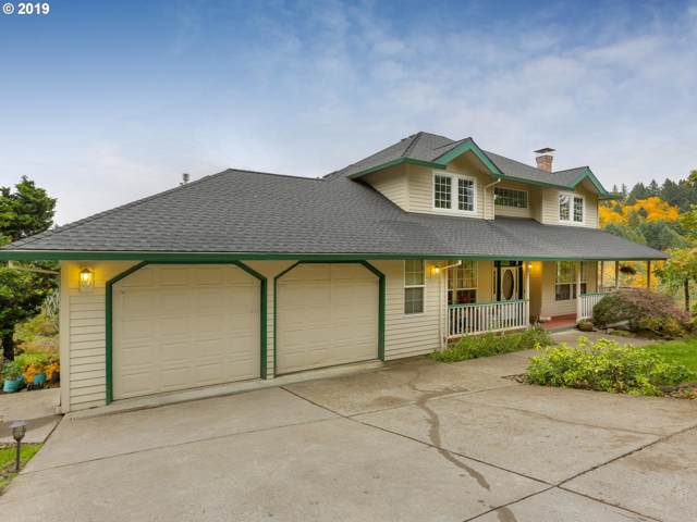 10950 SE 258TH Pl, Damascus, OR 97089 (MLS #19624589) :: Premiere Property Group LLC