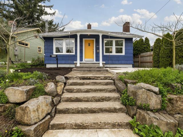 4518 NE 24TH Ave, Portland, OR 97211 (MLS #19624669) :: The Sadle Home Selling Team