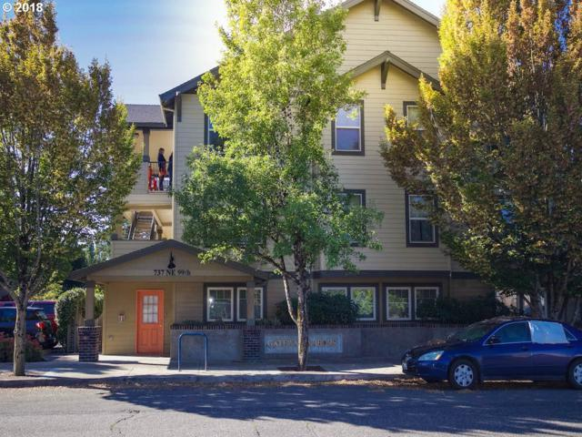 737 NE 99TH Ave #8, Portland, OR 97220 (MLS #19624914) :: Change Realty